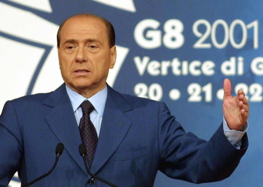 Silvio Berlusconi (FILIPPO MONTEFORTE/ ANSA / LI)