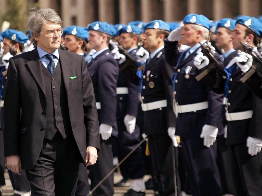 Roberto Castelli (Luca Zennaro/ANSA/DEF)