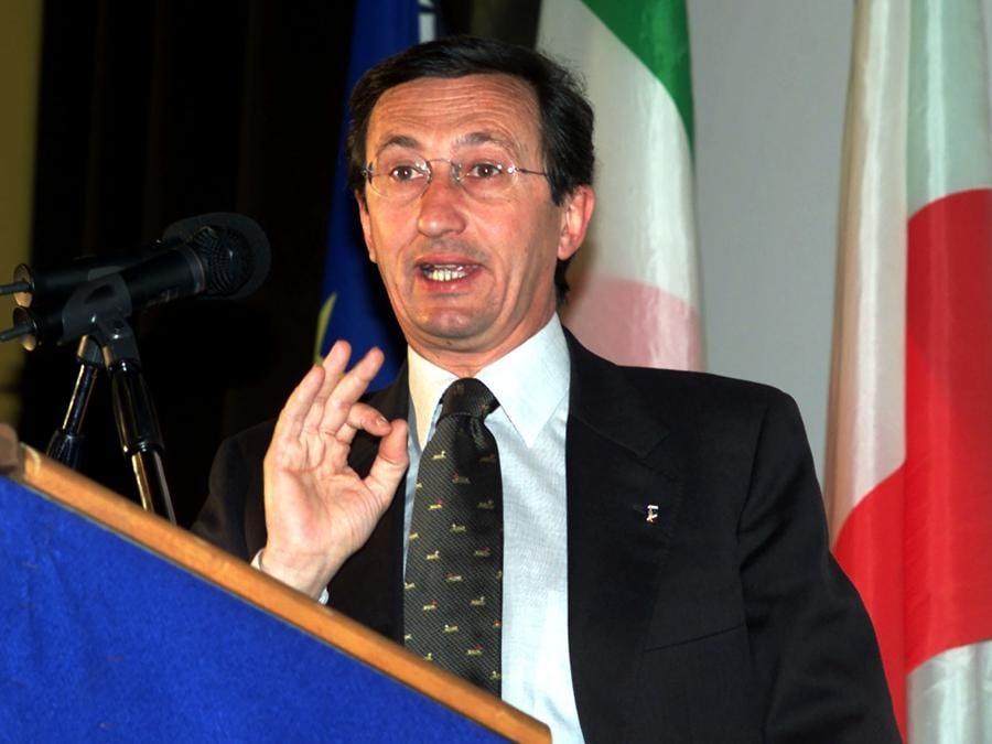 Gianfranco Fini (Giuseppe Giglia/Ansa)