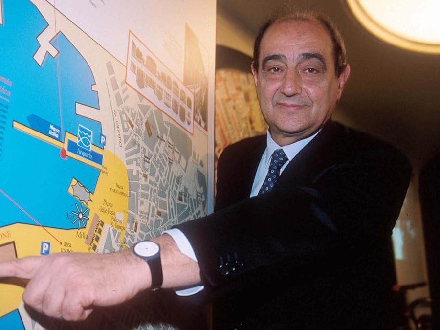 Giuseppe Pericu (Imagoeconomica)