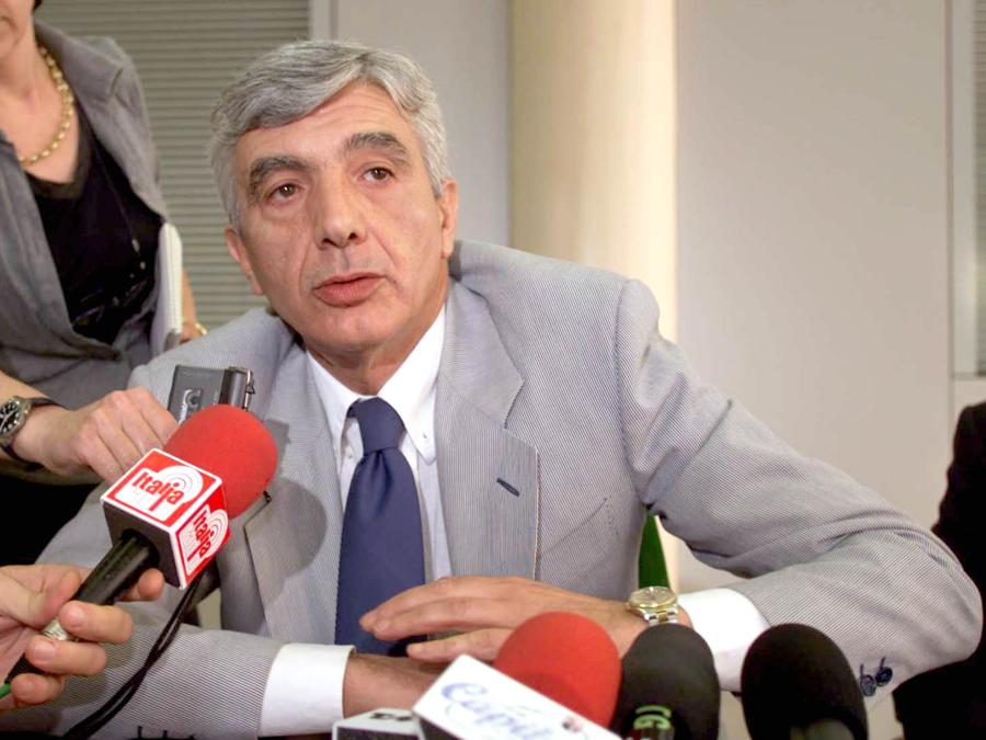 Gianni De Gennaro (LUCA ZENNARO / ANSA / PAL)