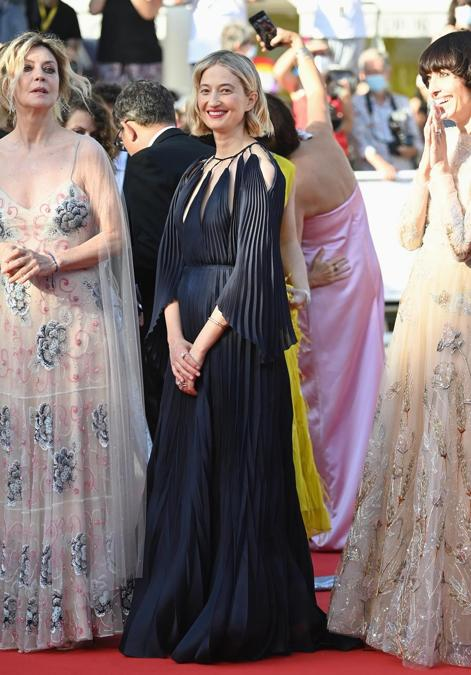 Alba Rohrwacher in Dior