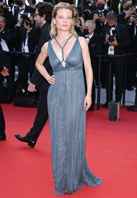 Mélanie Thierry in Dior