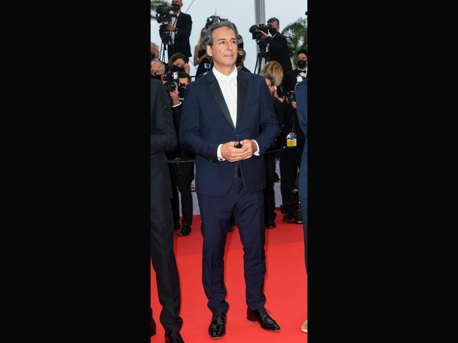 Alexandre Desplat in Valentino