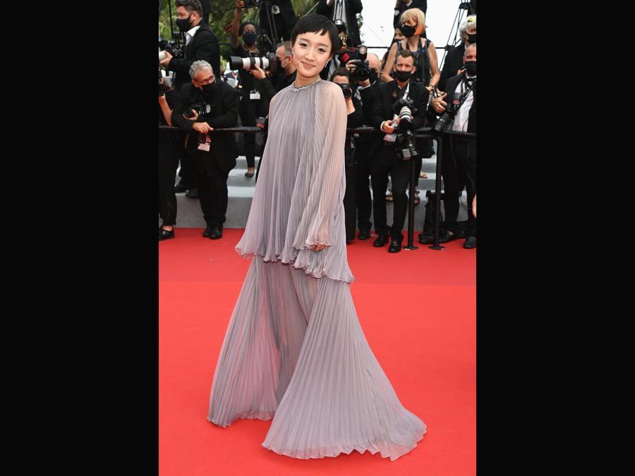 Huang Miy in Dior