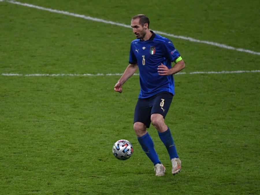 Giorgio Chiellini  (Photo by Kaz Photography/Getty Images)
