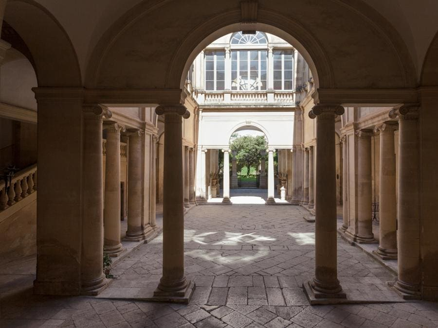 Palazzo Tamborino Cezzi, Palai ph. Raffaella Quaranta