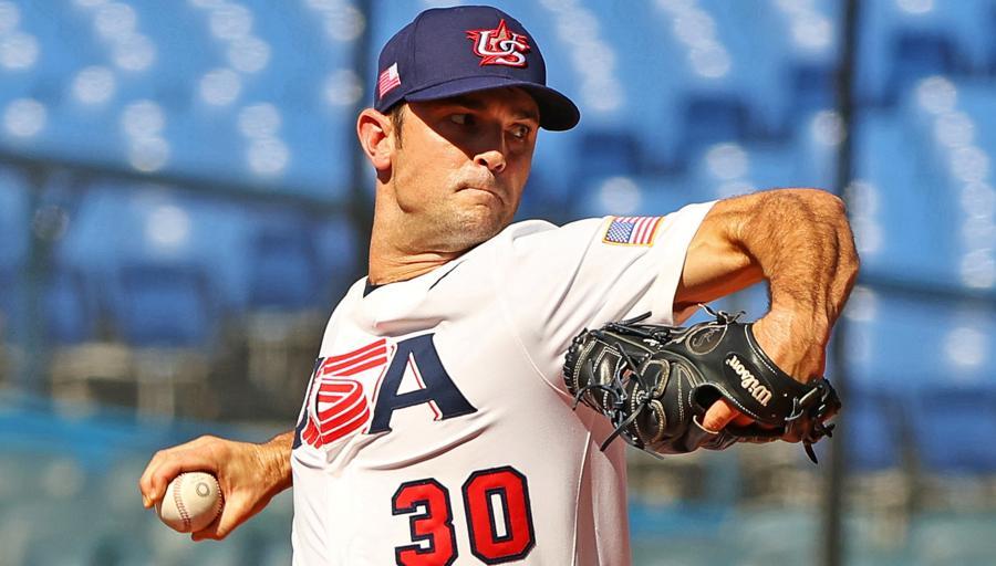 Baseball maschile (REUTERS/Jorge Silva)