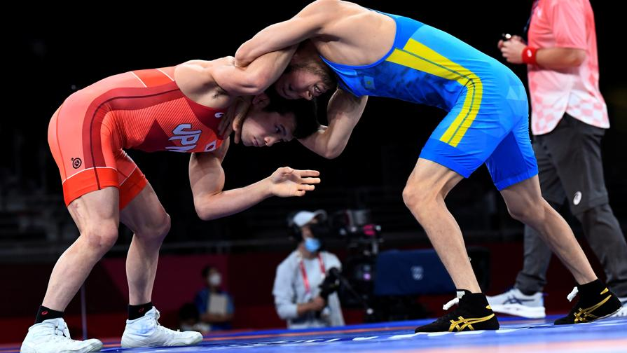 Wrestling - Freestyle - Uomini 57kg (REUTERS/Piroschka Van De Wouw)