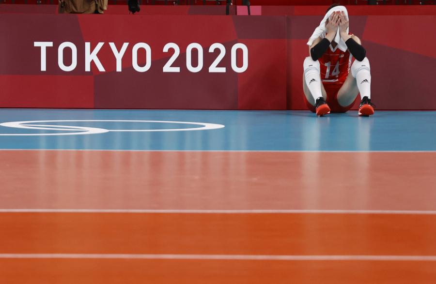 Pallavolo femminile (REUTERS/Valentyn Ogirenko)