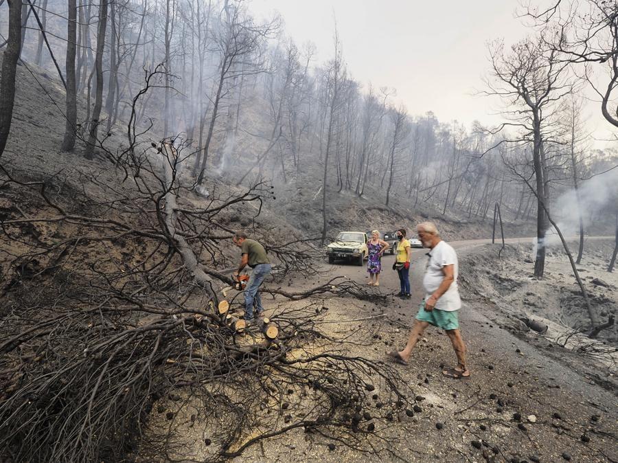 (AP Photo/Thodoris Nikolaou)