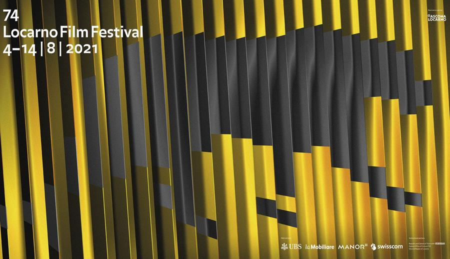Il manifesto della Manifestazione: 74 Locarno Film Festival