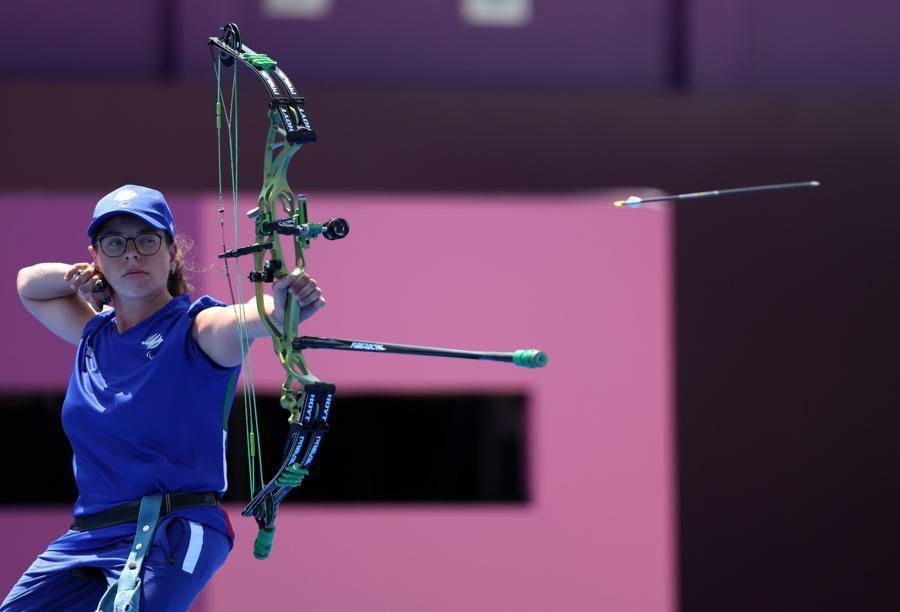 Maria Andrea Virgilio  (REUTERS/Ivan Alvarado)