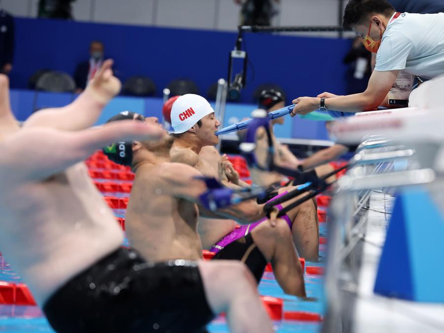 Nuoto - donne -100 metri dorso (REUTERS/Bernadett Szabo)