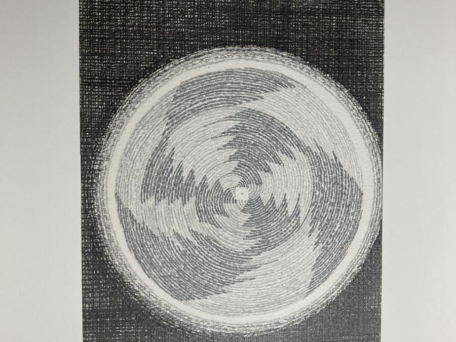 Juan Downey, Untitled (Meditation series),1976