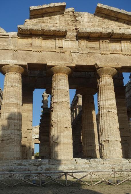 Paestum, il tempio di Nettuno