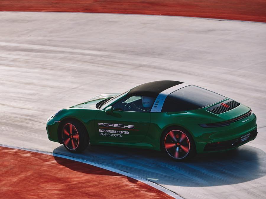 (Photo by Guido De Bortoli/Getty Images for Porsche Italia)