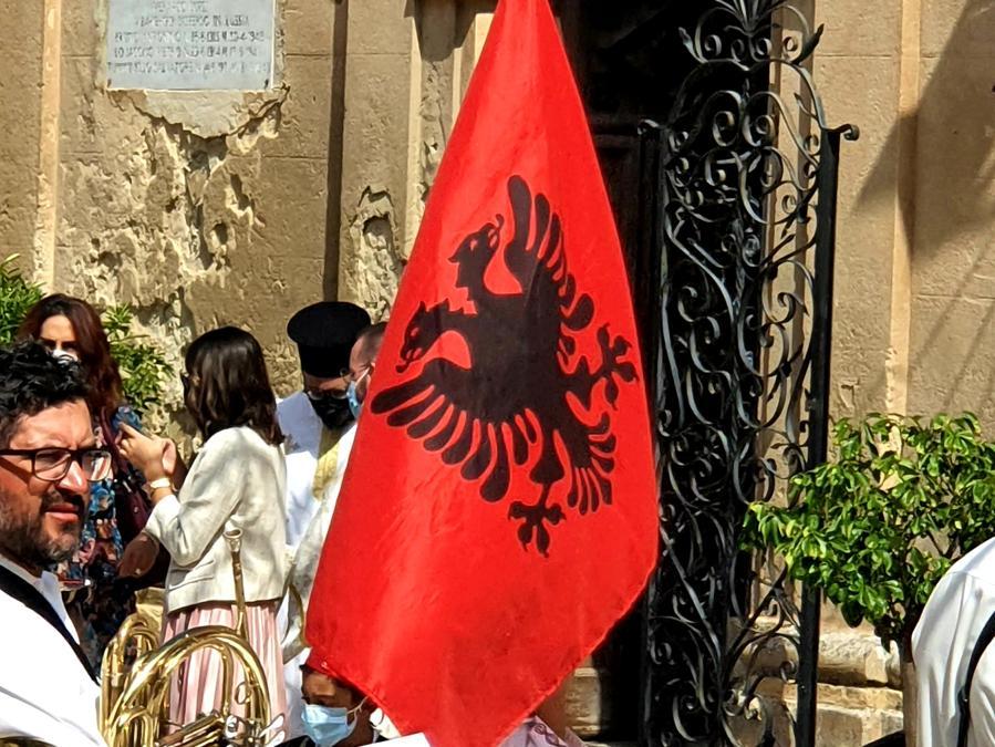 Radici albanesi a Contessa Entellina