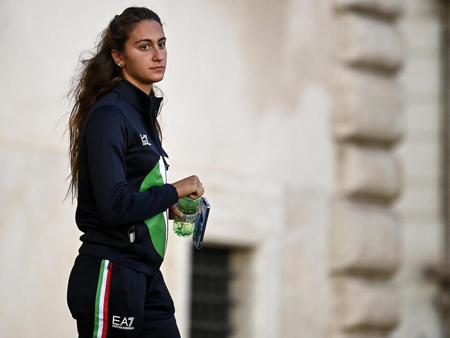 Simona Quadarella (ANSA/RICCARDO ANTIMIANI)