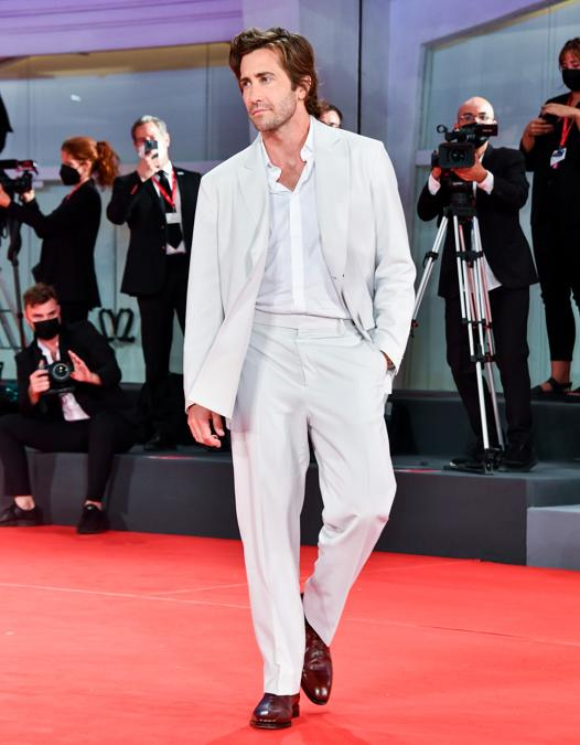 Jake Gyllenhaal in Valentino