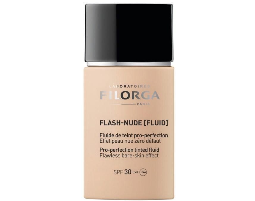 Filorga.Flash-Nude Fluid è un fondotinta effetto pelle nuda