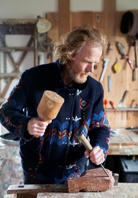 Daniel, carpentiere