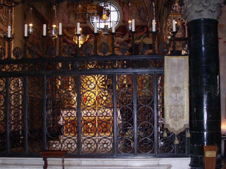 Cappella della Sacra cintola (ph A. Pagliai)