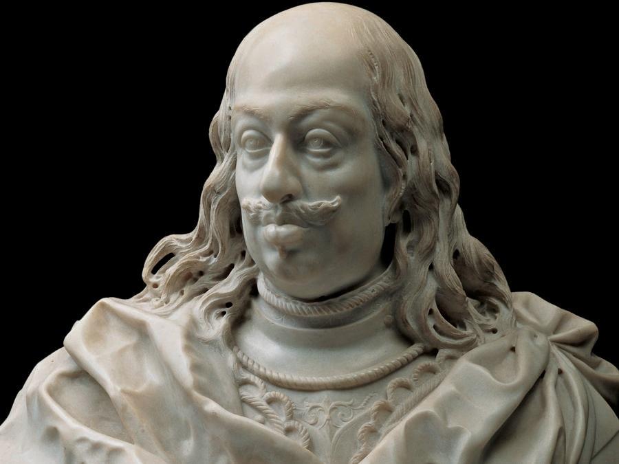 Ferdinando II de Medici di Giovan Battista Foggini (Archivio Franco Maria Ricci)