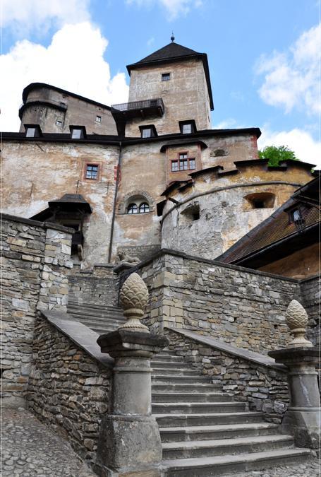 Il castello di Orava