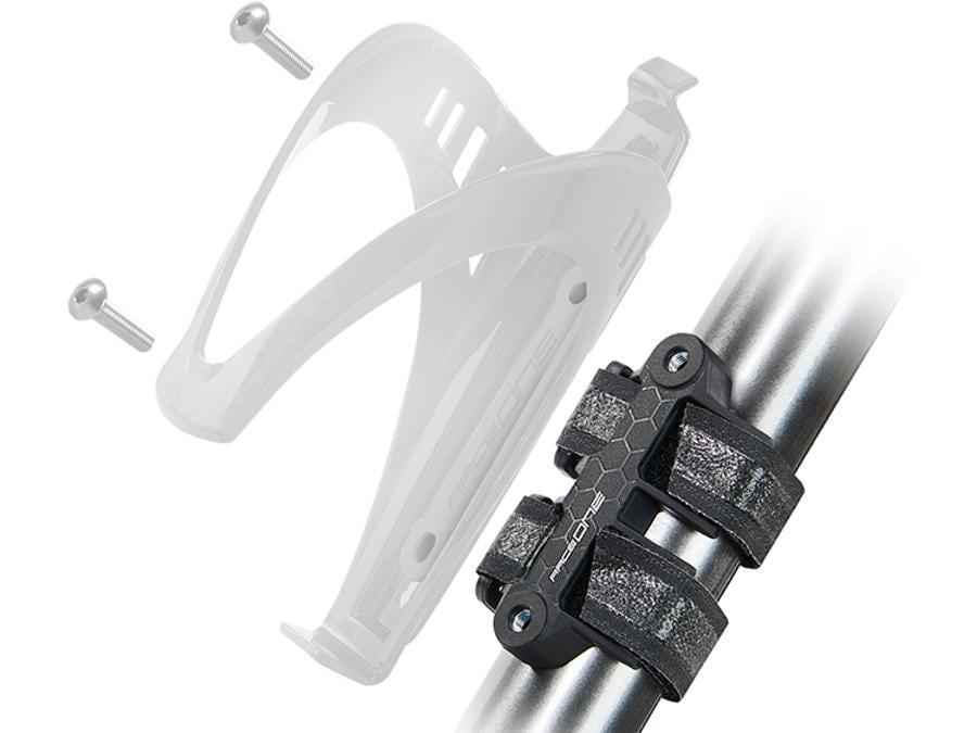 Raceone, Jeko, fondamentale per una sicura biciclettata questo portabottiglia da agganciare al tubo della bici.