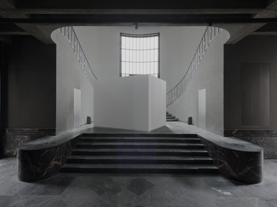 Fluentum (interior), 2019. Photo: Moritz Hirsch. Courtesy of Fluentum, Berlin