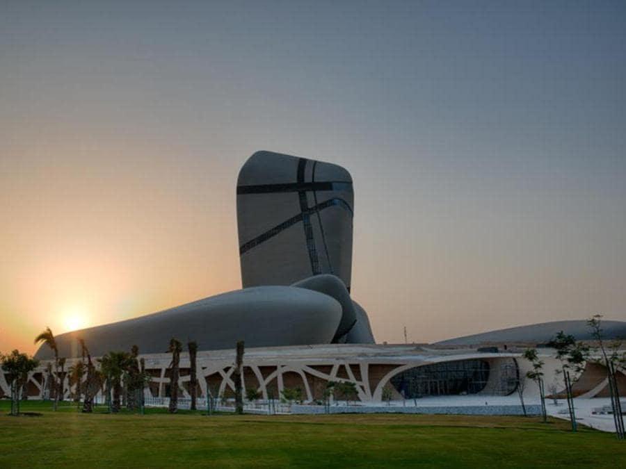 Abdulaziz Centre for World Culture in Arabia Saudita