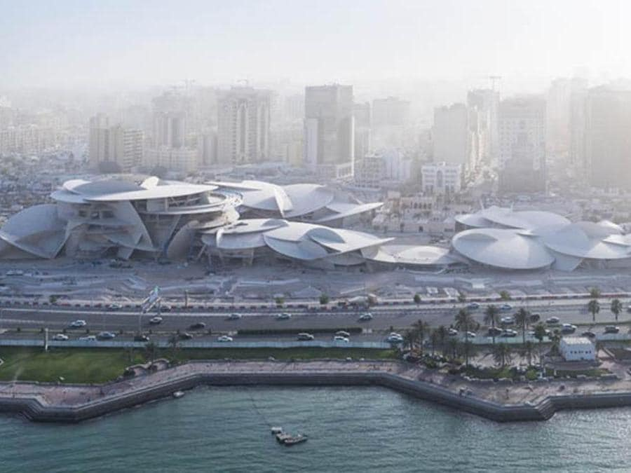 National Museum in Qatar