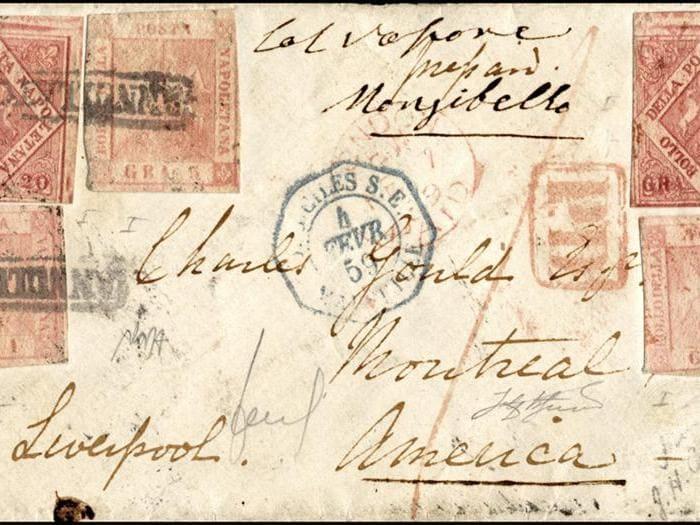 Filatelia, in asta successo per francobolli rari ma al di sotto dei prezzi di catalogo