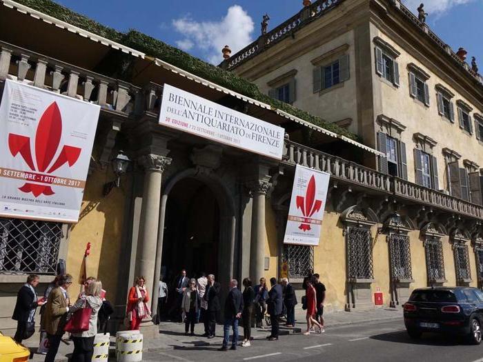 Firenze, la Biennale di antiquariato vende senza strafare