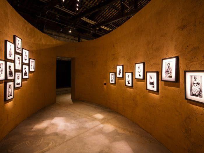 Il Ghana rilegge la sua storia attraverso l'arte