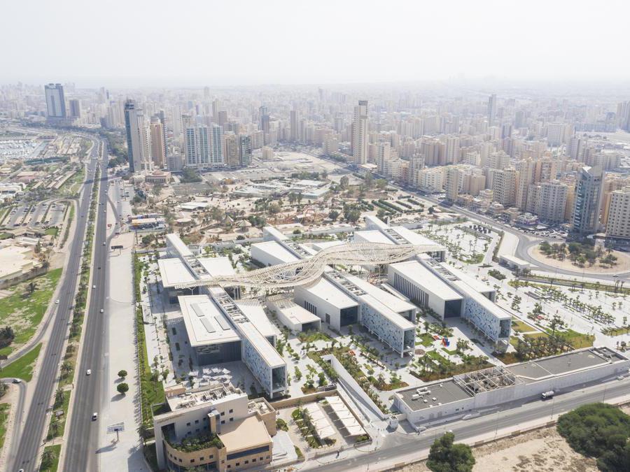 Sheikh Abdullah Al-Salem Cultural Centre, Kuwait (Courtesy: ASCC)