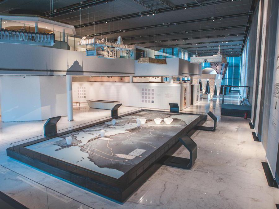 Arabic Islamic Science Museum, Sheikh Abdullah Al-Salem Cultural Centre, Kuwait (Courtesy: ASCC)