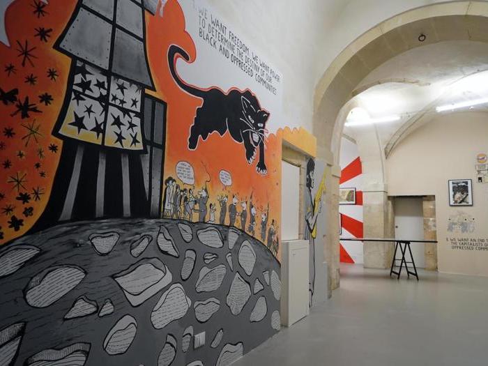 L'arte che lotta per i diritti