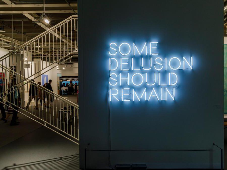 Lo stand di Esther Schipper ad Art Basel 2019  (© Art Basel)