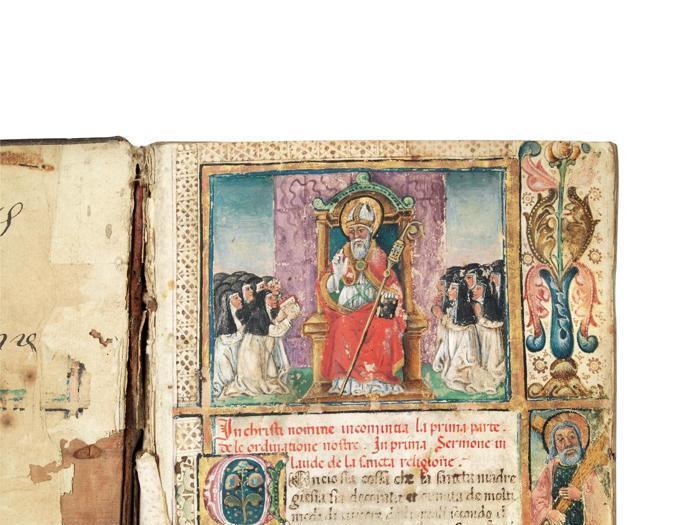 Manoscritti antichi e rari e autografi di celebrity in cima agli aggiudicati delle aste italiane