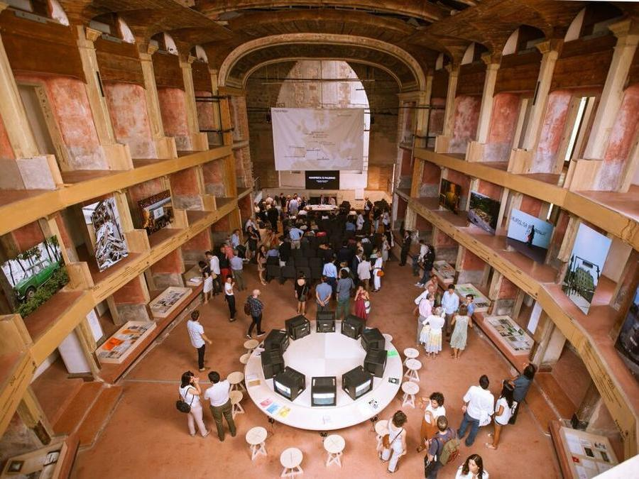 Manifesta 12 Palermo. Teatro Garibaldi. 2017 (Ph. CAVE Studio)