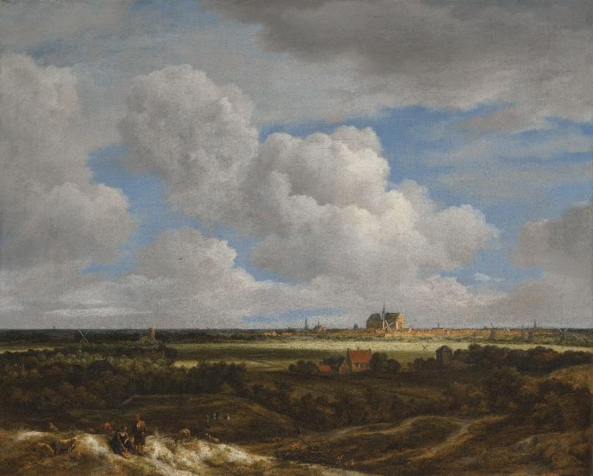 Jacob Isaacksz. van Ruisdael, A Panoramic View of Haarlem, oil on canvas, (est. £1,500,000-2,000,000)