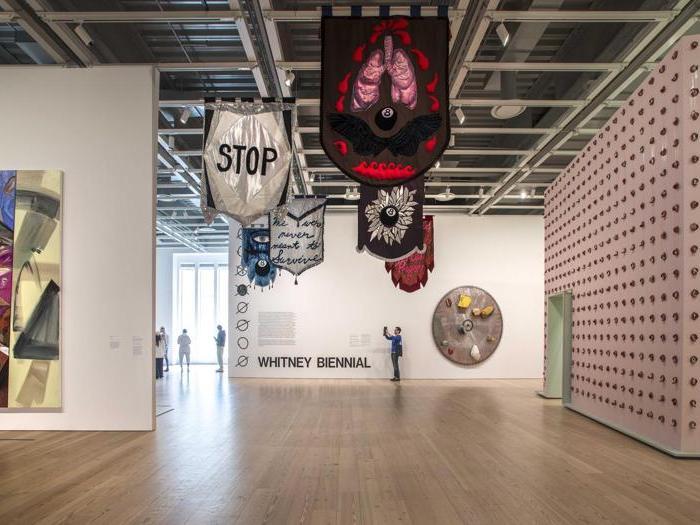 Whitney Biennal, il grande risveglio della  «Political art» americana
