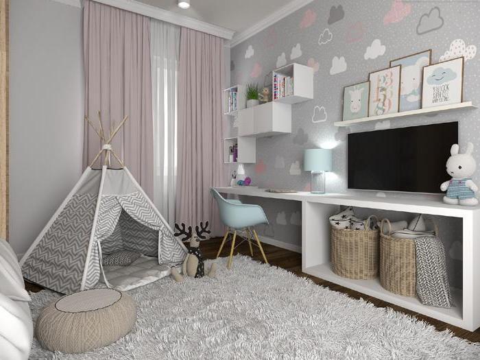 Progettare La Cameretta Dei Bambini.Camera Dei Bambini Come Sfruttare Al Meglio Lo Spazio Il
