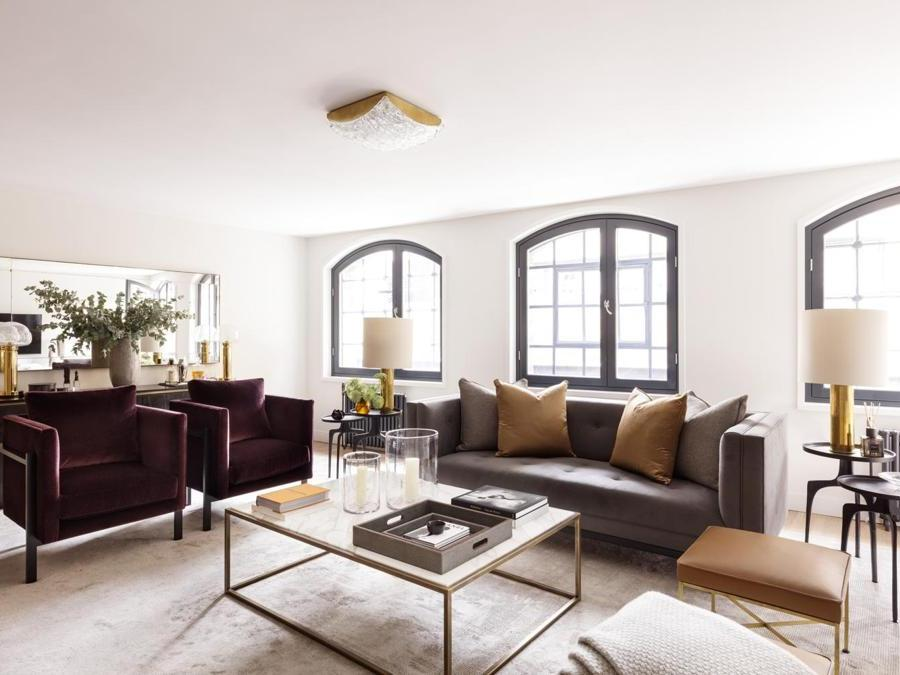 Le nuove residenze di The Floral Court Collection a Covent Garden
