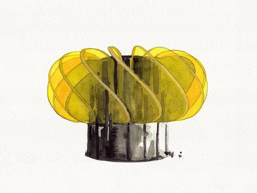 Horah, progetto di luci danzanti  - I Raw Edges, duo israeliano formato da Yael Mer e Shay Alkalay, portano allo spazio Krizia di via Manin 21 una riflessione sulla luce e sulla convivialità. Horah, dall'omonimo ballo popolare, è un progetto di luci meccaniche danzanti. I trenta pezzi, in vetro, sono stati prodotti dagli artigiani italiani di WonderGlass. www.krizia.it