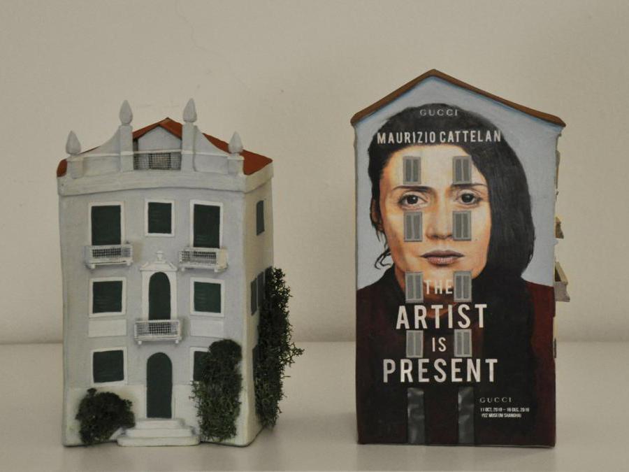 Milan Paper Buildings di Ornella Corradini, Milan Icons