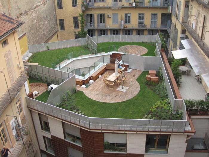 Giardini e terrazzi: quanto costa una casa green