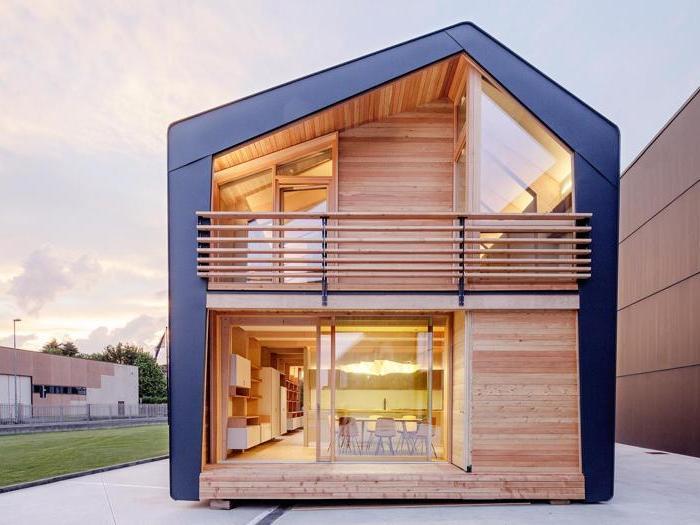 Le case nascono in poche ore (e senza fondamenta)